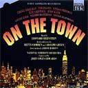 ON THE TOWN (1995 Studio Cast) Compl.