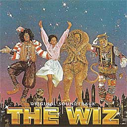THE WIZ (1978 Orig. Soundtrack) - 2CD