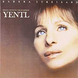 YENTL (1983 Orig. Soundtrack) - CD