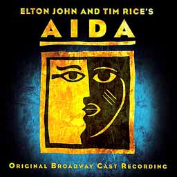 AIDA (2000 Orig. Broadway Cast) - CD