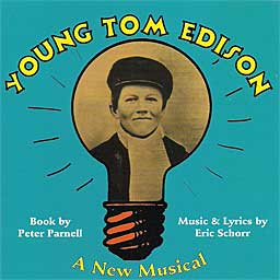 YOUNG TOM EDISON (1998 Orig. Cast Recording) - CD