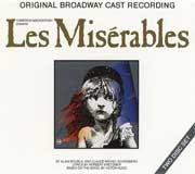 LES MISERABLES (1987 Orig. Broadway Cast) - 2CD