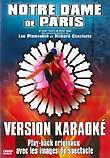 NOTRE DAME DE PARIS - Karaoke (DVD)