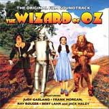 WIZARD OF OZ (1939 Orig. Soundtrack) - CD