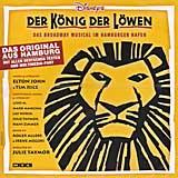 DER KÖNIG DER LÖWEN (2002 Orig. Hamburg Cast) - CD