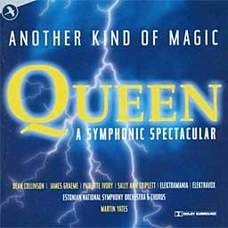 QUEEN - A Symphonic Spectacular (2001 Concert Cast) - 2CD