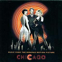 CHICAGO (2002 Orig. Soundtrack) - CD