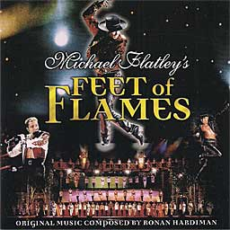 FEET OF FLAMES (1998 Studio Cast) - CD