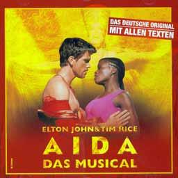 AIDA (2004 Orig. Essen Cast) - CD