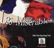Playback! LES MISERABLES (4 CD Set) - 4CD