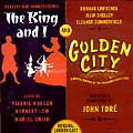 KING AND I / GOLDEN CITY (1953 & 50 London Cast) - CD