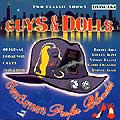 GUYS & DOLLS / GENTLEMEN PREFER BLONDES (1950 Orig. Br) - CD