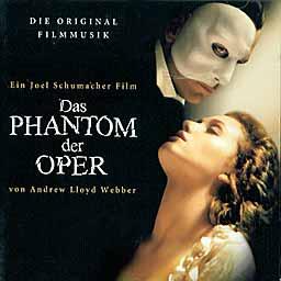 PHANTOM DER OPER (2004 Orig. Soundtrack) - CD