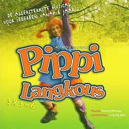 PIPPI LANGKOUS (2004 Orig. Holland Cast) - CD
