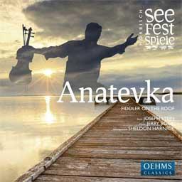 ANATEVKA (2014 Seefestspiele Mörbisch) - CD