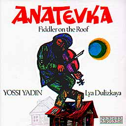 ANATEVKA (1969 Orig. Wien Cast) - CD