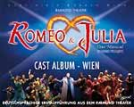 ROMEO & JULIA (2005 Orig. Wien Cast) - CD