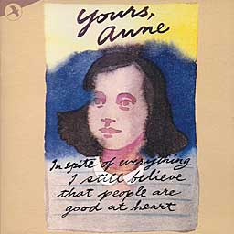 YOURS, ANNE (2005 Orig. Off-Boadway Cast) - CD
