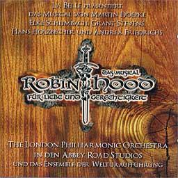 ROBIN HOOD (2005 Orig. Bremen Cast) - CD