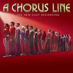 A CHORUS LINE (2006 New Broadway Cast) - CD