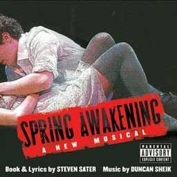 SPRING AWAKENING (2007 Orig. Cast Recording) - CD