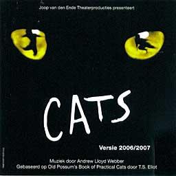 CATS (2007 Holland Cast) - CD