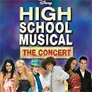 HIGH SCHOOL MUSICAL - The Concert (CD & DVD) - 2CD