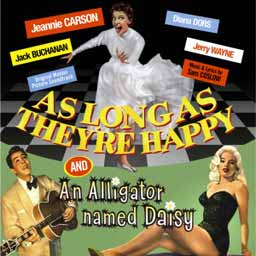 AS LONG AS THEY'RE HAPPY (1955 Orig. Soundtrack) - CD