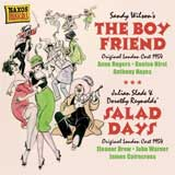 BOY FRIEND & SALAD DAYS (1954 Orig. London Casts) - CD