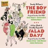 BOY FRIEND & SALAD DAYS (1954 Orig. London Casts) - CD