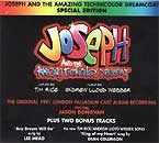 JOSEPH AND THE AMAZING... (1991 New London Cast) Deluxe - CD