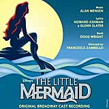THE LITTLE MERMAID (2008 Orig. Broadway Cast) - CD