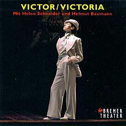 VICTOR/VICTORIA (2005 Bremen Cast) - CD