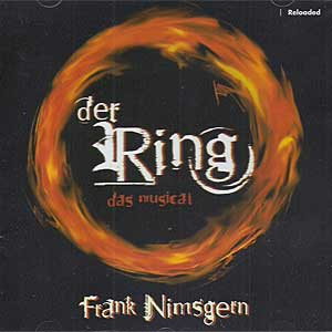 DER RING (2007 Studio Cast) - reloaded - CD