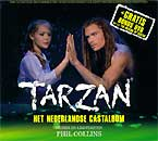 TARZAN (2007 Orig. Holland Cast) - incl. Bonus DVD - CD
