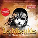 LES MISERABLES (2008 Holland Revival Cast) - CD