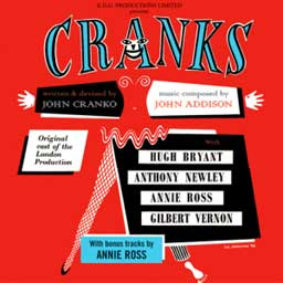 CRANKS (1955 Orig. London Cast) - CD