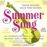 SUMMER SONG (1956 Orig. London Cast) - CD