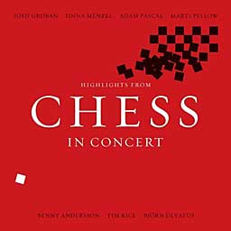 CHESS (2009 Concert Cast) Highl. - CD