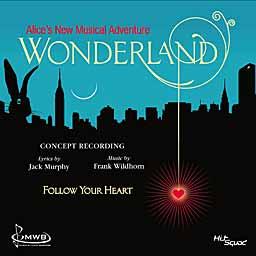 WONDERLAND (2010 Concept Recording) - CD
