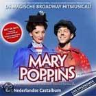 MARY POPPINS (2010 Orig. Holland Cast) - CD