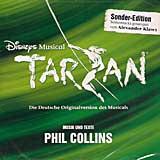 TARZAN (2008 Orig. Hamburg Cast) Special Ed. - CD