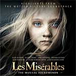 LES MISERABLES (2013 Soundtrack) Highl. - CD