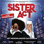 SISTER ACT (2013 Orig. Holland Cast) - Live - CD