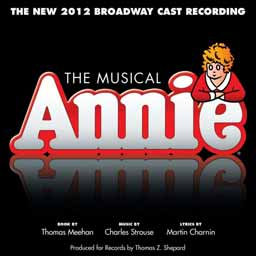 ANNIE (2012 New Broadway Cast) - CD
