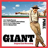 GIANT (2013 Orig. Cast Recording) - CD