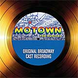 MOTOWN - THE MUSICAL (2013 Orig. Broadway Cast) - CD