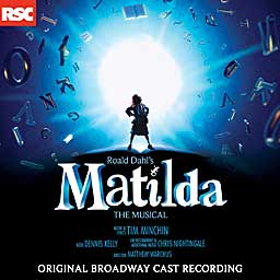 MATILDA (2013 Orig. Broadway Cast) - CD