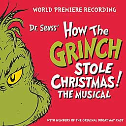 HOW THE GRINCH STOLE CHRISTMAS (2013 World Premiere) - CD