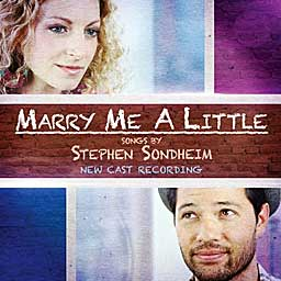 MARRY ME A LITTLE (2013 New Cast Recording) - CD